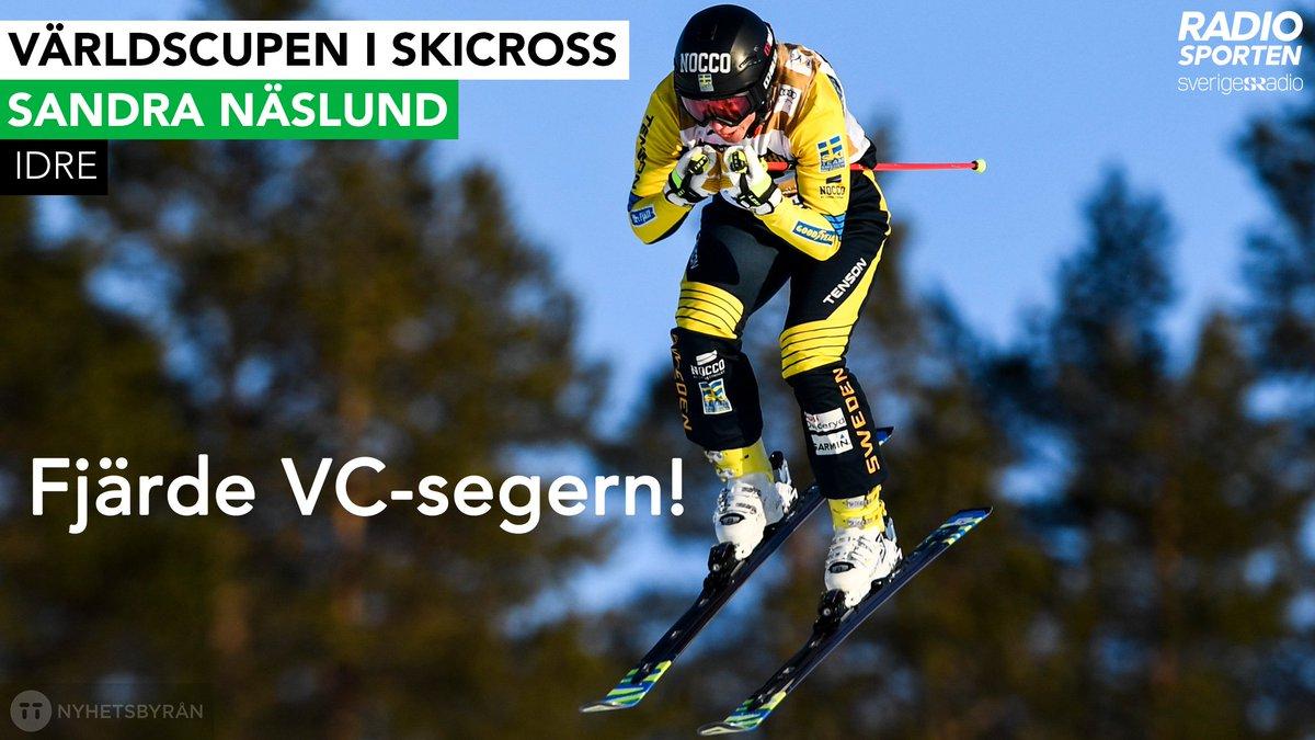 sandra näslund os skicross