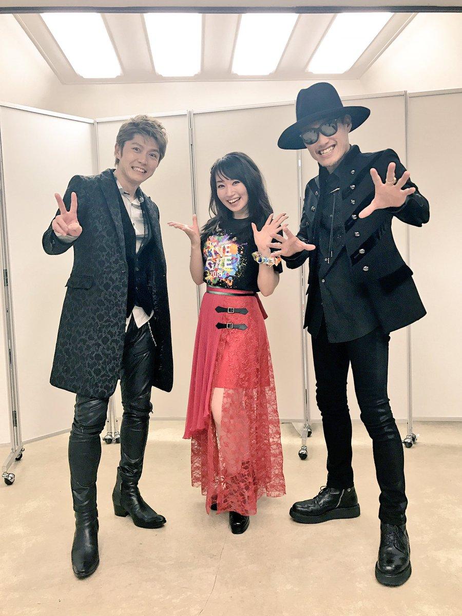 本日、水樹奈々さん「NANA MIZUKI LIVE GATE 2018」日本武道館 DAY-2に、…