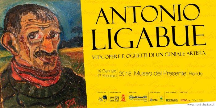 Mostra Antonio Ligabue - Rende