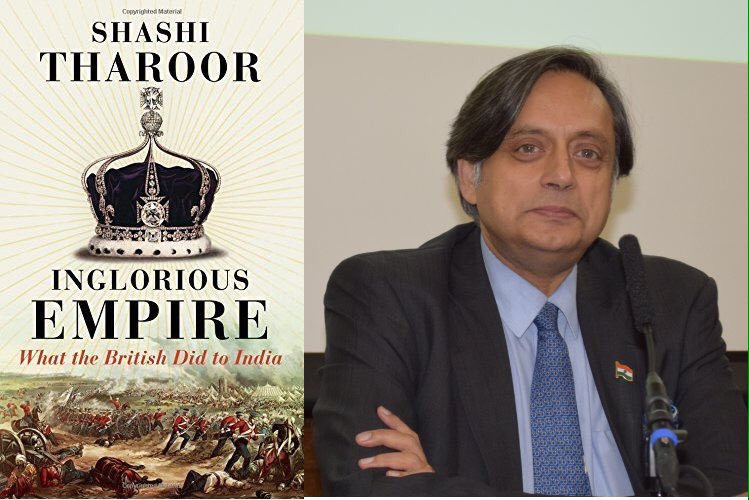 Image result for Shashi Tharoor's Inglorious Empire