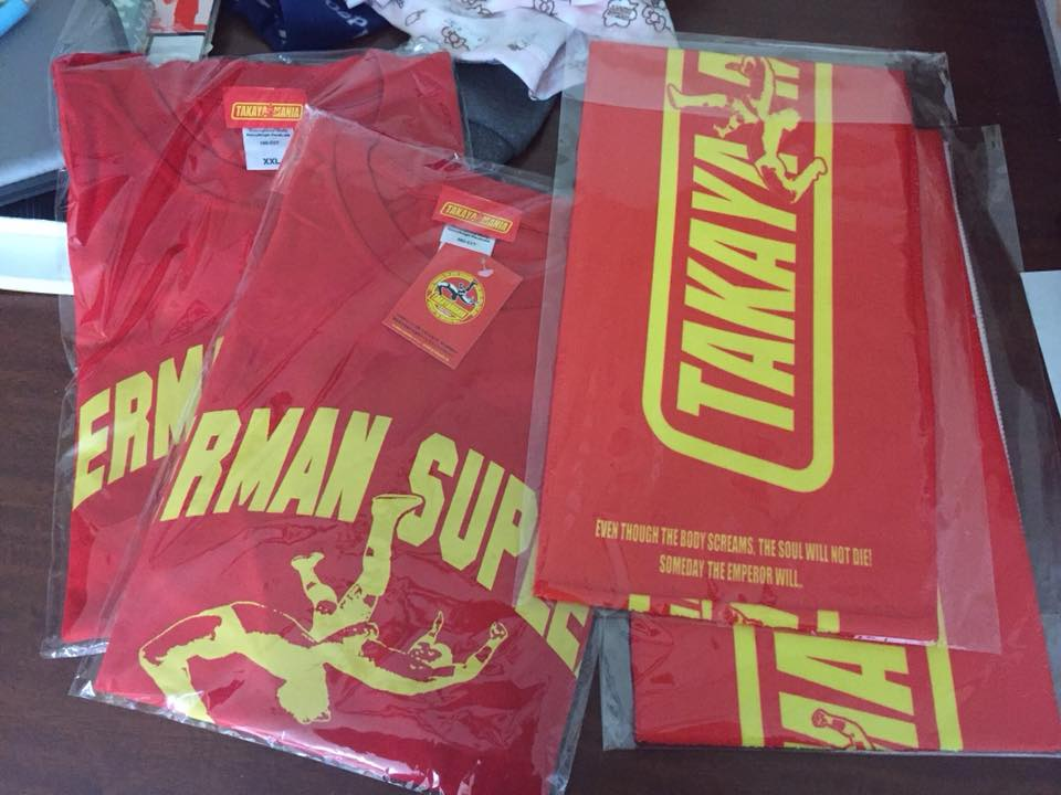 Received my #Takayamania order today! A...