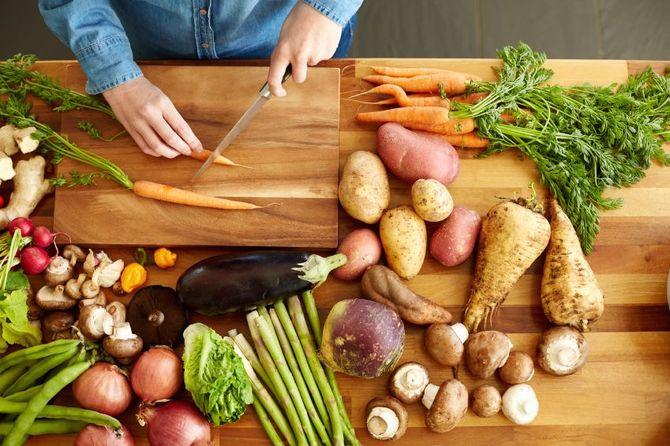 La cucina piu salutare al mondo