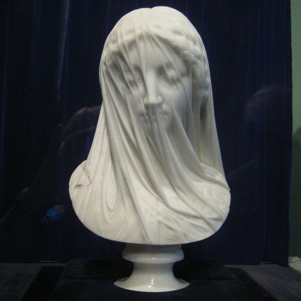 RT @Maeterlinck: Un velo de mármol imposible salvo para Bernini  RT @drlangtry_girl https://t.co/IJSEZ7IbrZ