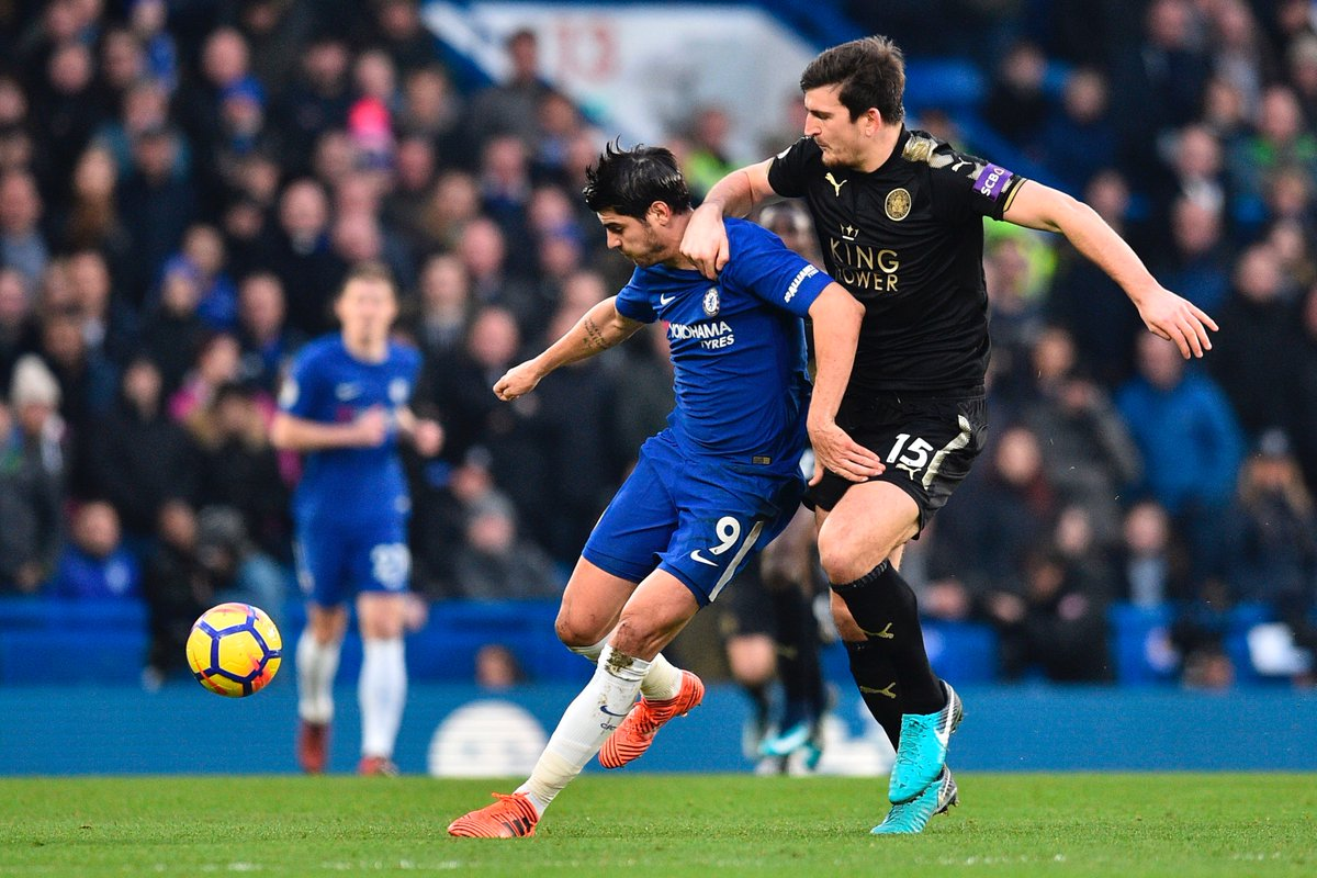 Chấm điểm kết quả Chelsea 0-0 Leicester City