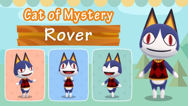 How To Get The Mysterious Cat On Animal Crossing