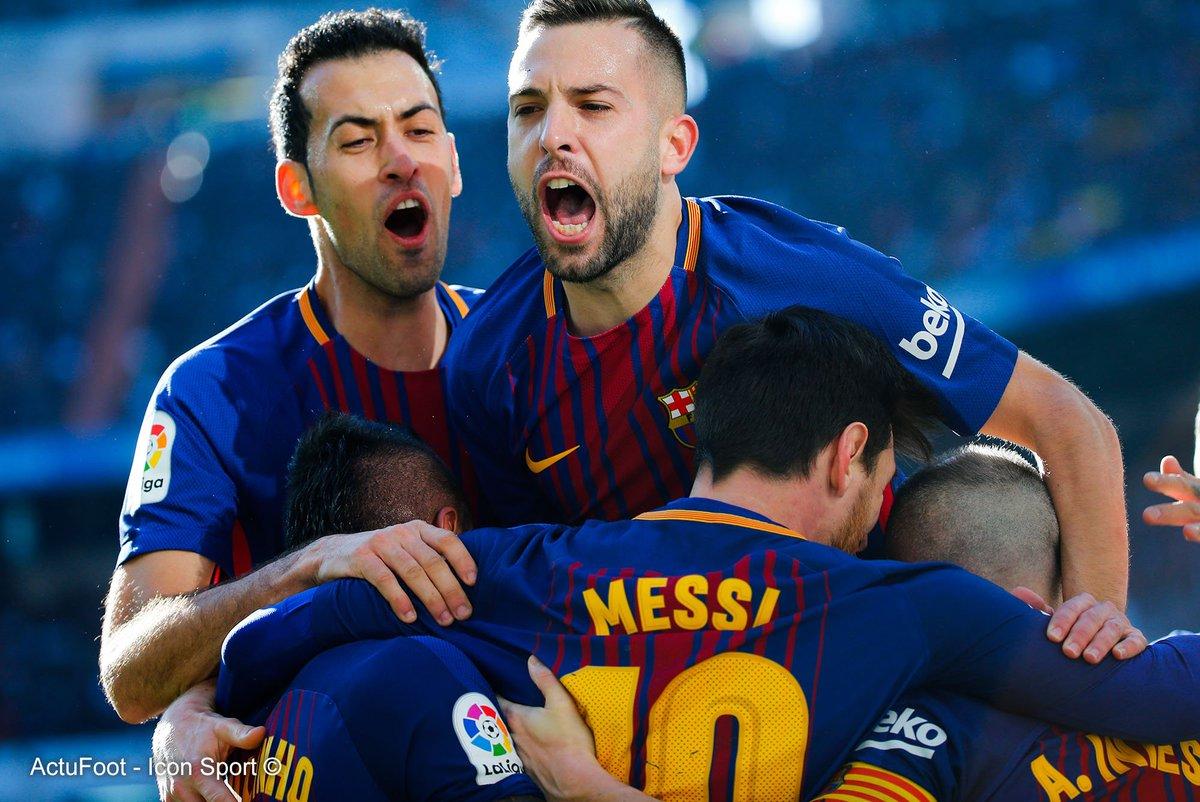 Le FC Barcelone peut prendre 19 points d'avance sur le Real Madrid s'il s'impose demain face à la Real Sociedad. Incroyable !