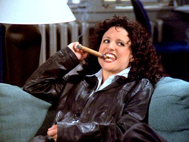 Happy Birthday to the fantastic Julia Louis-Dreyfus!!!
