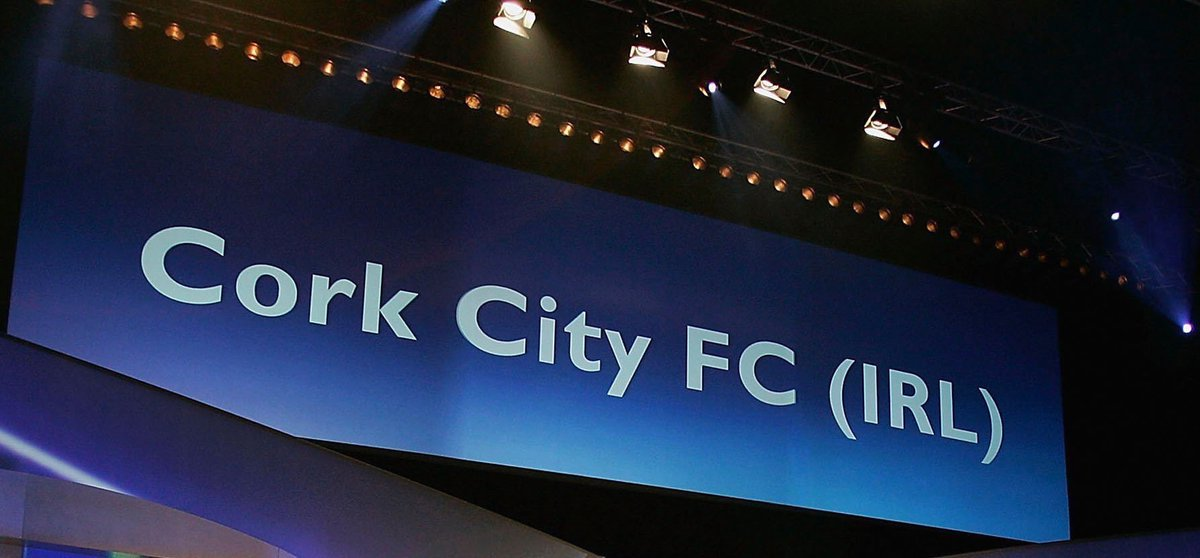 Cork City Fc News On Twitter Europe 2018 19 Ccfc84 The Draw For