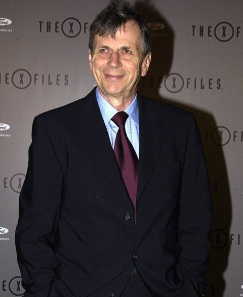 Happy 80th Birthday William B. Davis!!