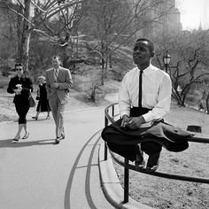 - early spring -Central Park, NY, the f...