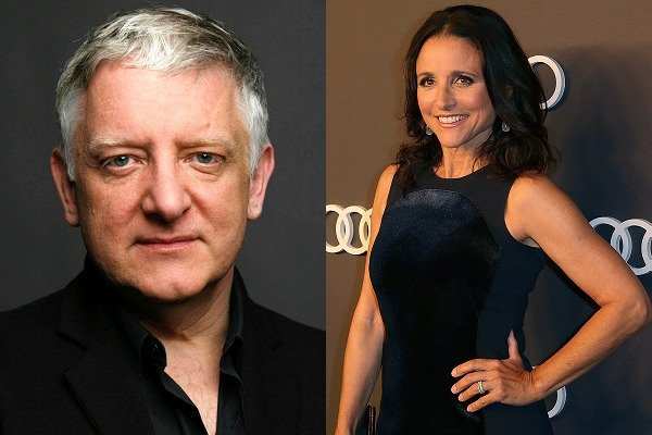 January 12 & 13: Happy Birthday Simon Russell Beale and Julia Louis-Dreyfus