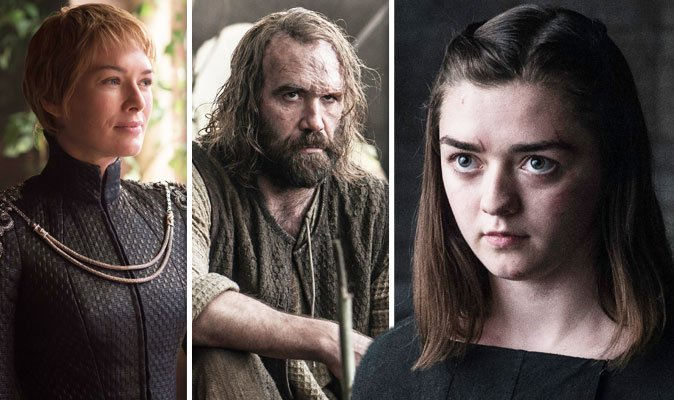 #GameofThrones season eight: Arya Stark adds name to kill list and it's NOT who you think   https://t.co/ItVidlWQL6