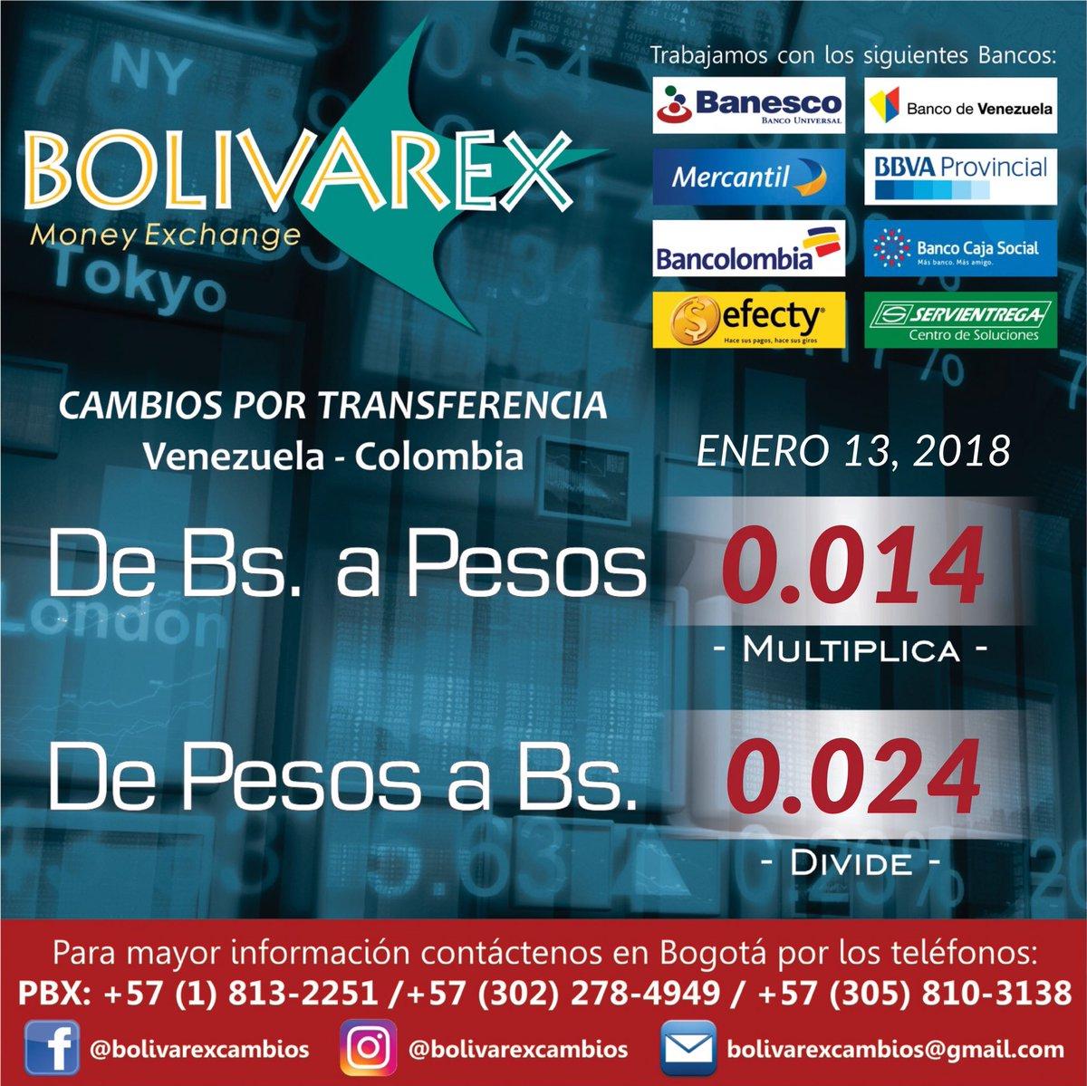 Bolivarex On Twitter Servicio De