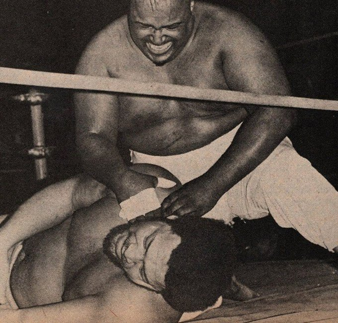 Happy Birthday, Abdullah the Butcher!