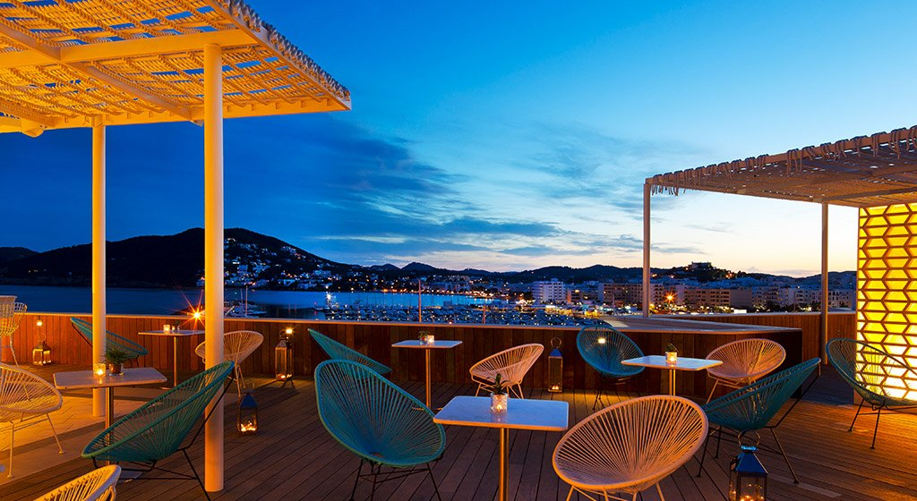 Discover The Ultimate Tranquility On East Coast Of Ibiza Luxury Hotels Unspoiled Beaches And Deep Orange Sunsets