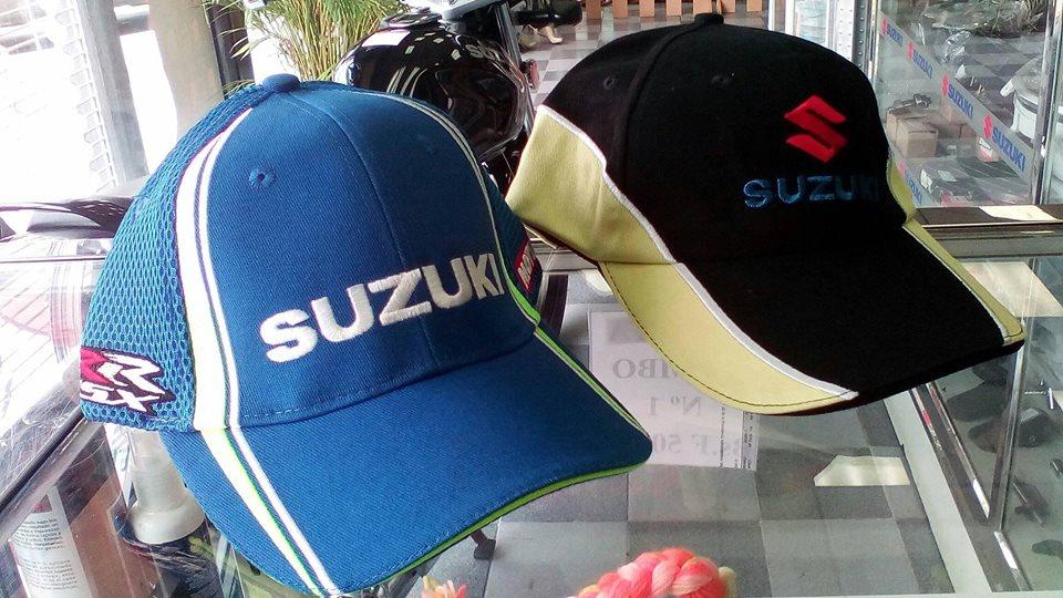 ·#Gorras #Suzuki #FelizSabado #Feliz2018...
