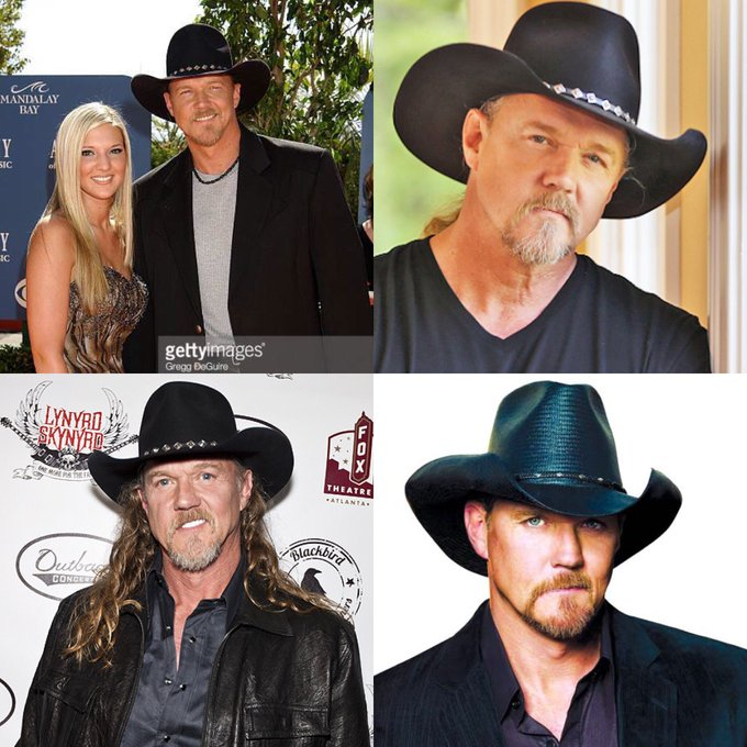 Happy 56 birthday to Trace Adkins . Hope that he has a wonderful birthday.