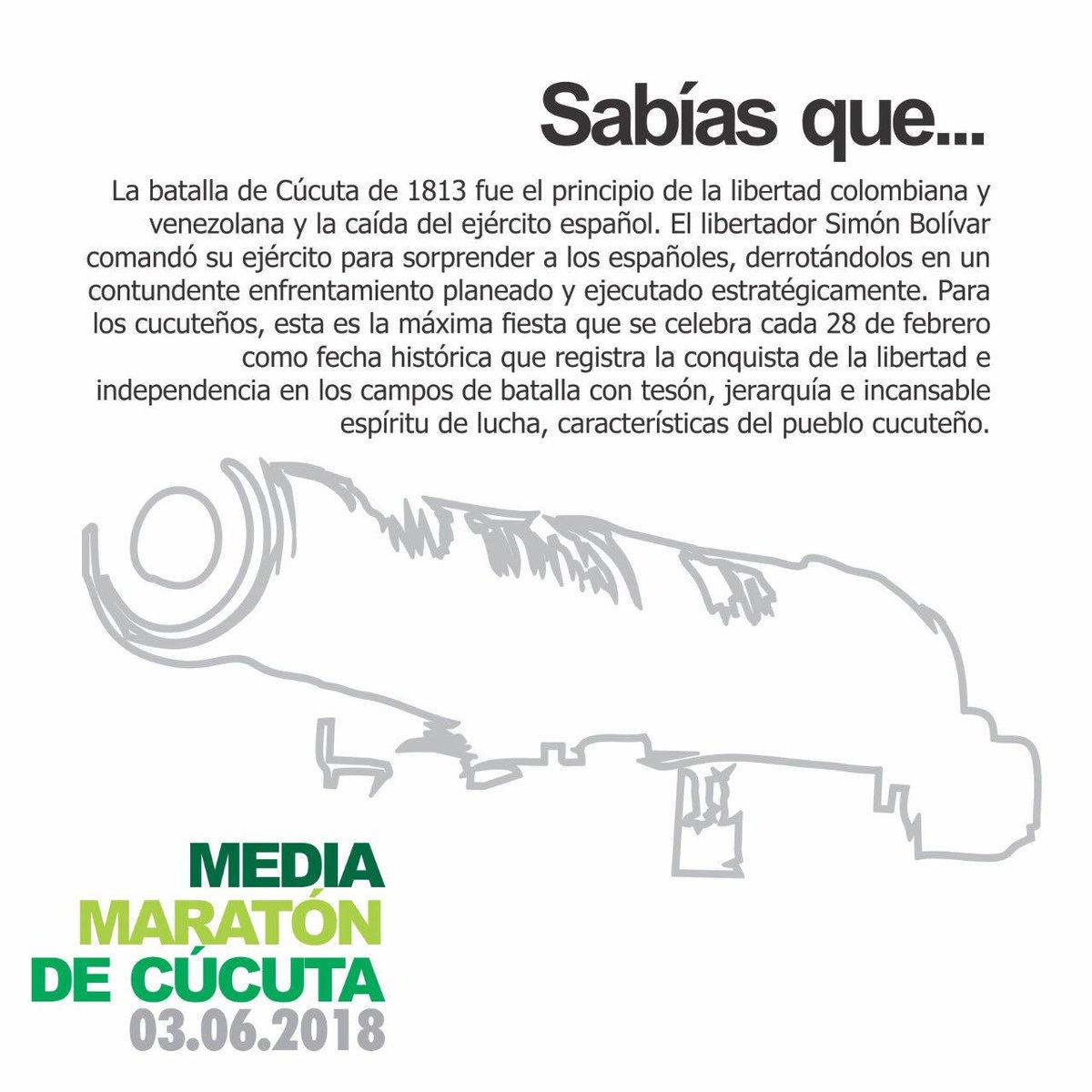 Media Maratón Cúcuta on Twitter: \