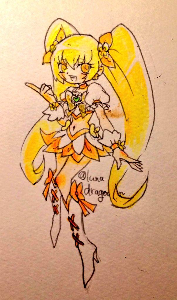 ルーナ (@luna_dragoon)さんのイラスト