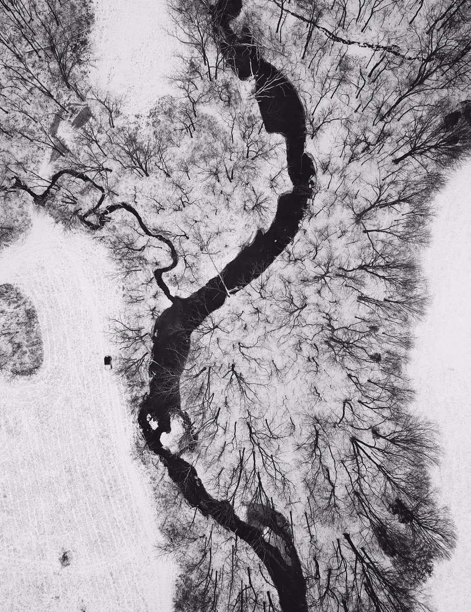 Frozen from above. https://t.co/mAdAx0hLCu