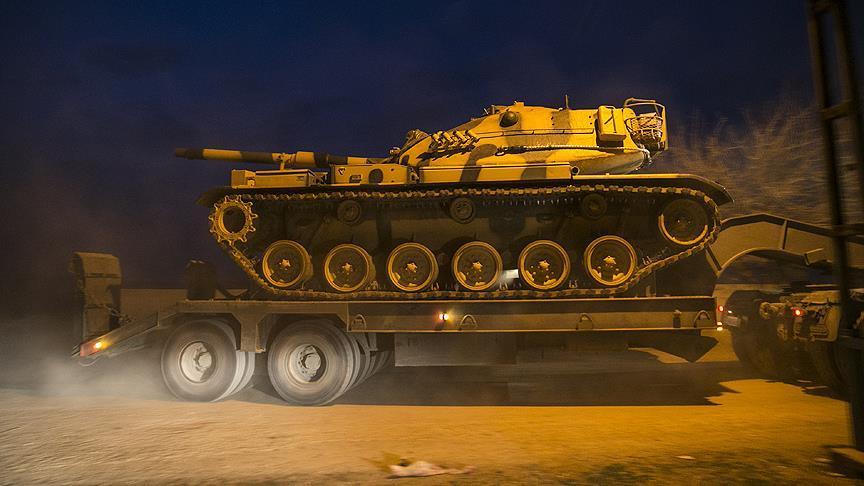 Турецкие войска готовы вбомбить курдов вСирии вкаменный век