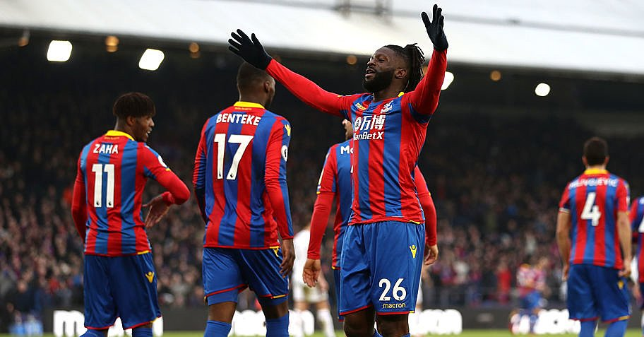 Video: Crystal Palace vs Burnley