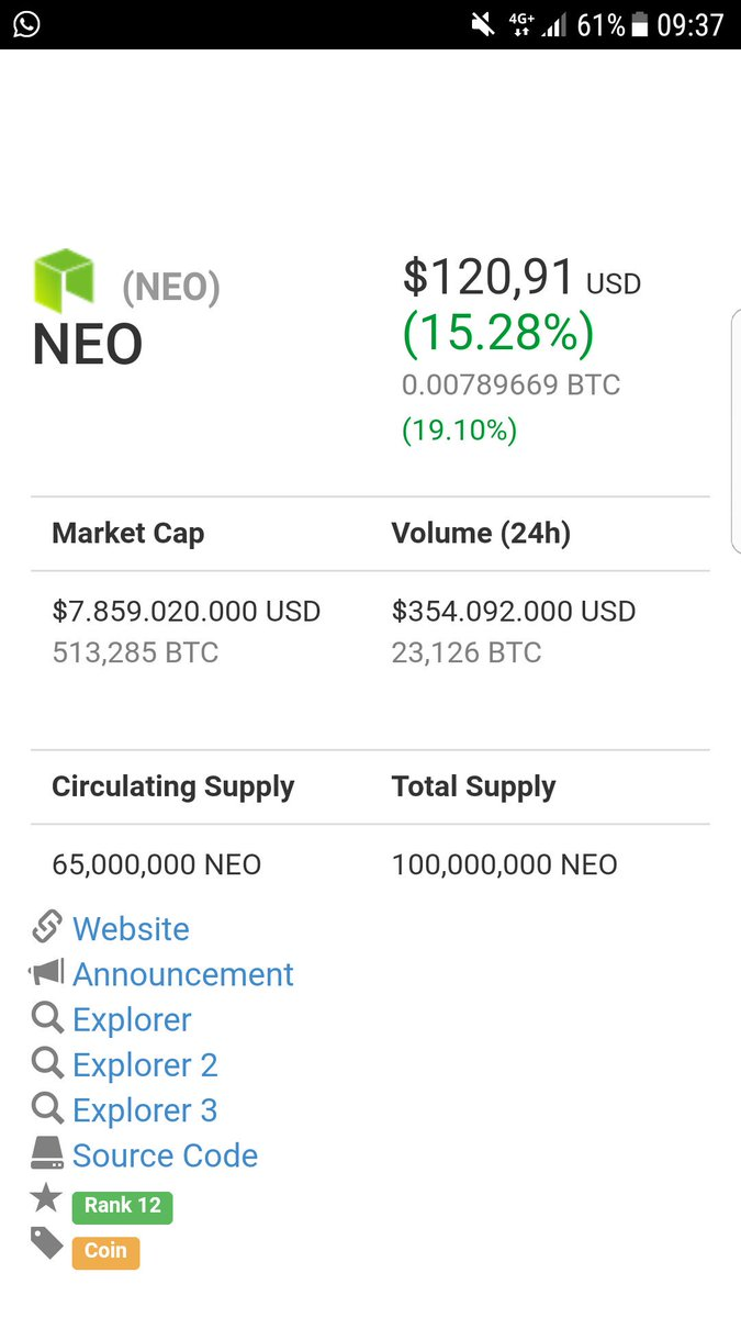 ... TIPS #NEO #reddcoin #rdd #Cryptopia #VergeCoin #XRP #XML #xvgwhale #rdd  #reddcoin $RDD #binance #bittrex #Siacoin #sc #bitcoin #crypto  #cryptocurrency ...