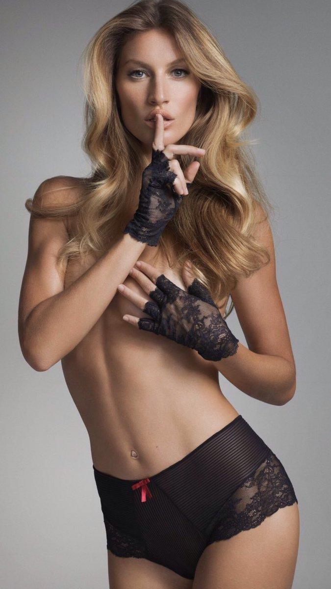 Gisele bundchen lingerie