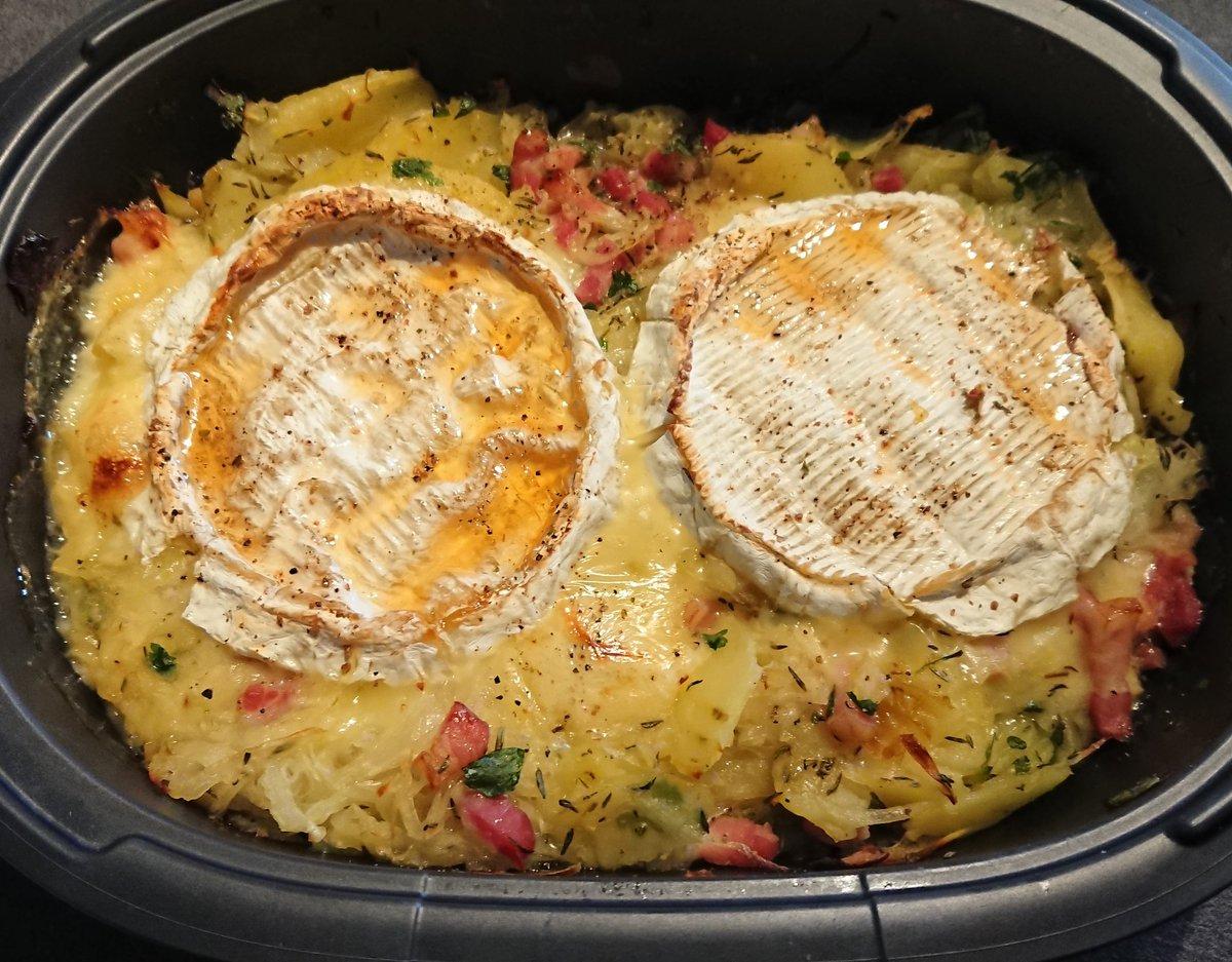 Cookedeliss La Cuisine Facile De Vero على تويتر Tartiflette