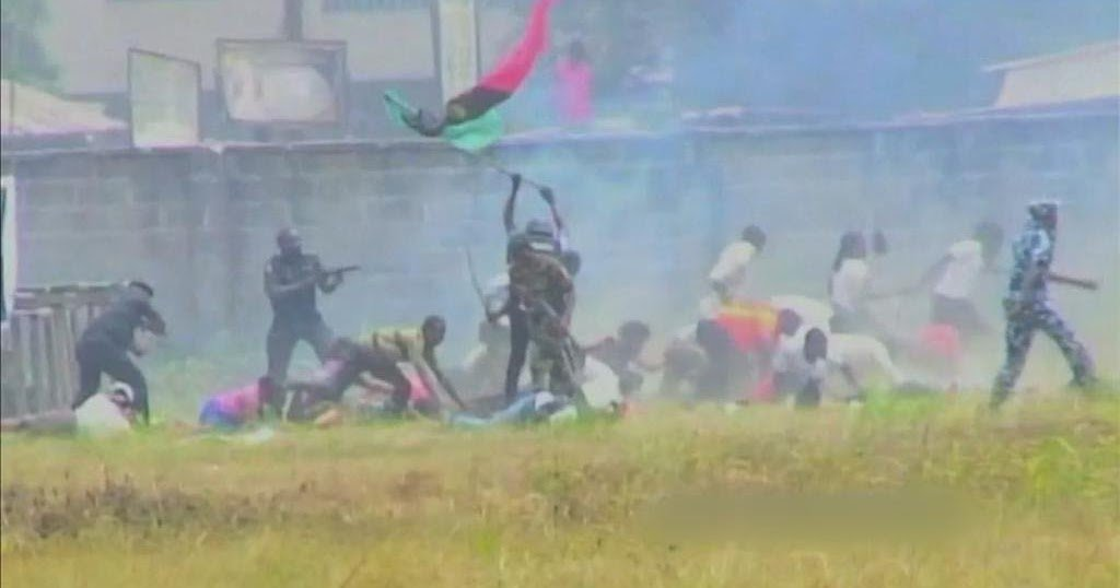 RT @EmekaSkd: Nigeria, is a #ShitHole   No regrets, the country is expired https://t.co/gTnZuiIm1G