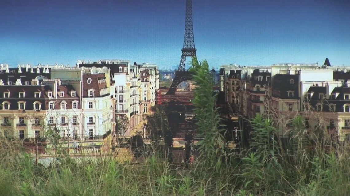 RT @C5N: 🗼 Construyeron una réplica perfecta de París en Tianducheng, China 🇨🇳 https://t.co/BMkRn9qles https://t.co/FiIFHL2T8z