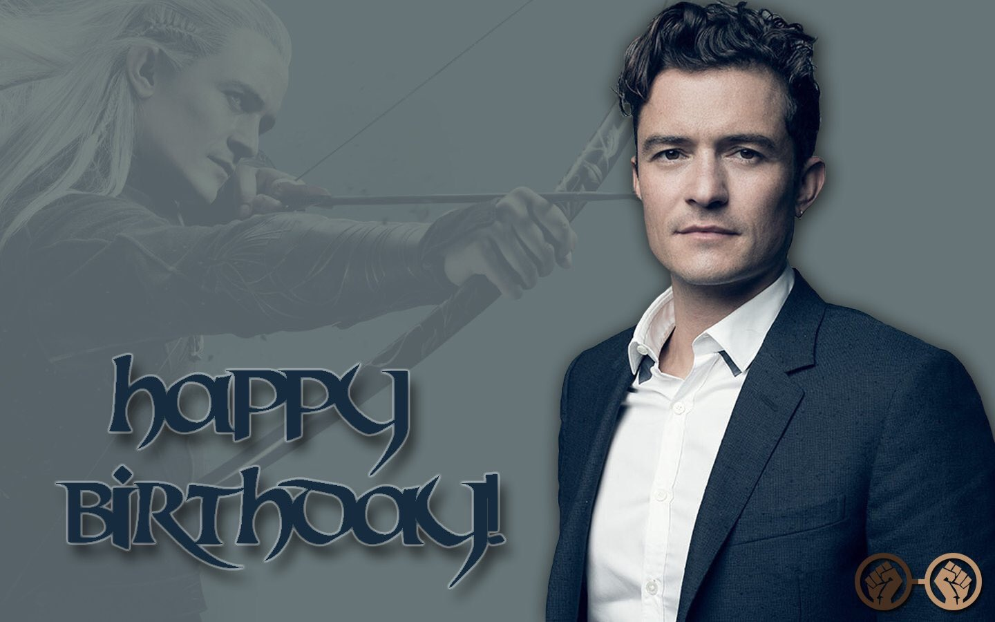 Happy Birthday wishes go out to Orlando Bloom! The actor who gave us our beloved on-screen Legolas turns 41 today!