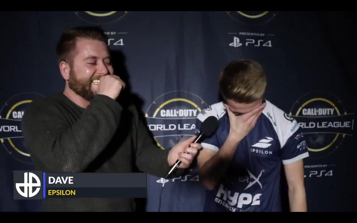 When you don't get the Open bracket team...