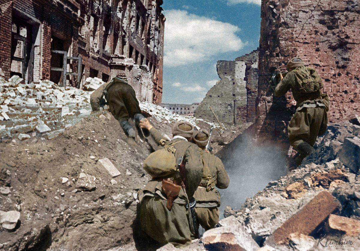 Battle of stalingrad date in Perth