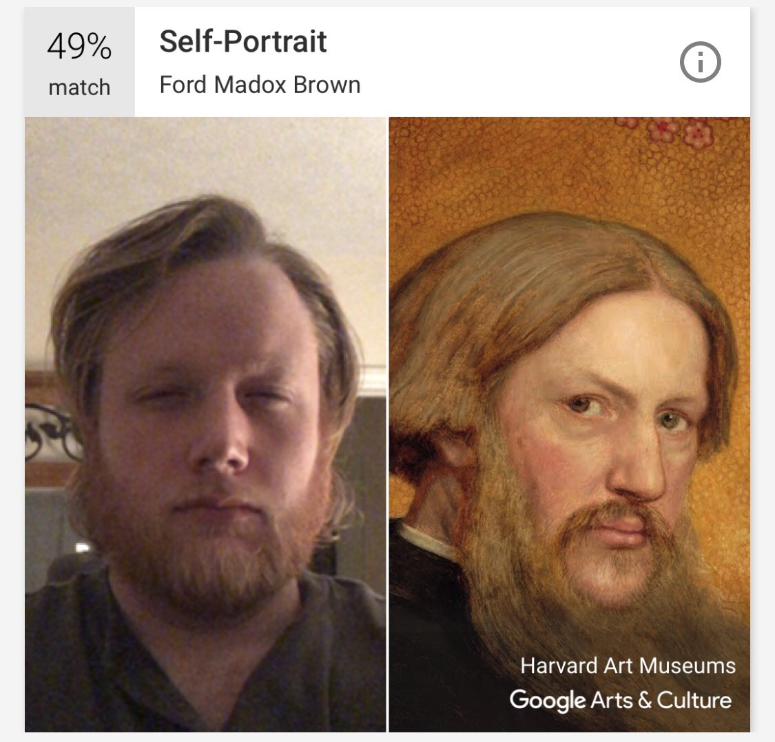 The Google Arts and Culture Face-Match That's Taking Over Your Instagram