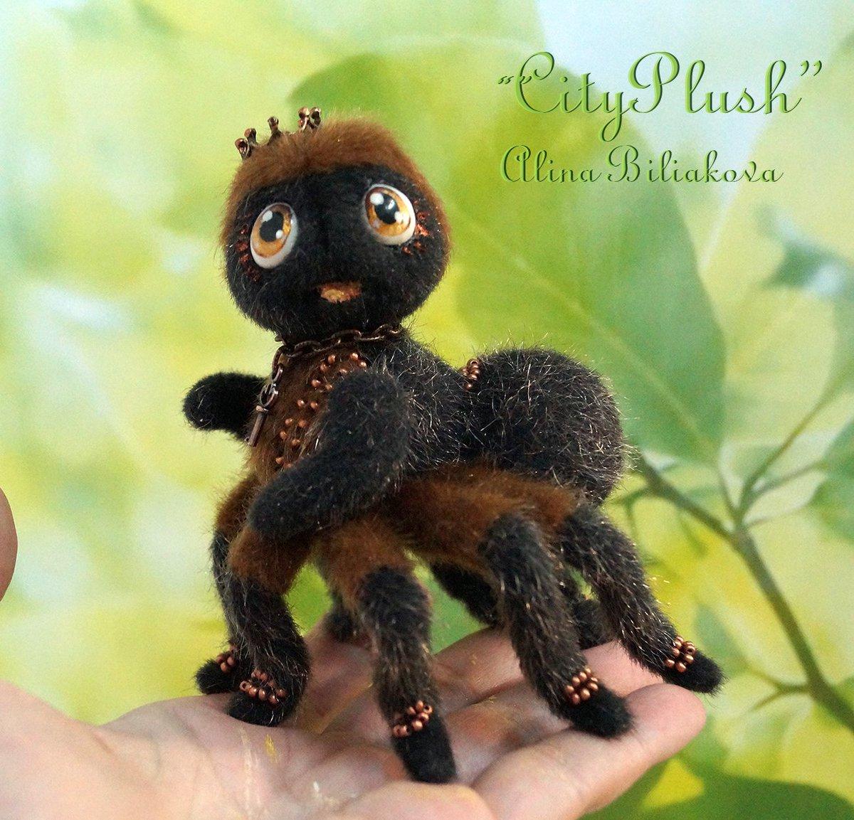 Tarantula Stuffed Animal, Stuffedspider Hashtag On Twitter