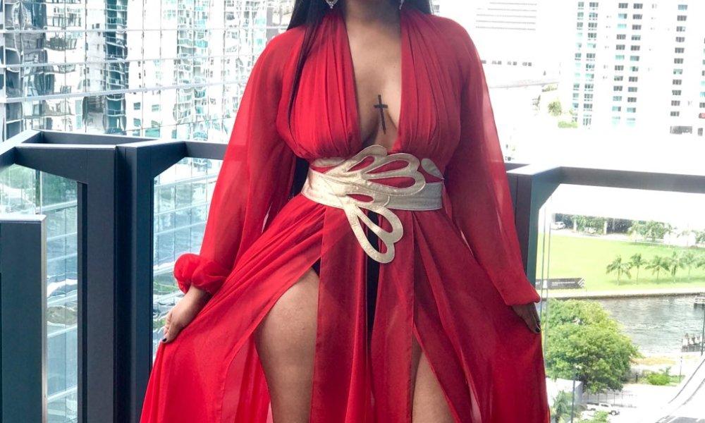 #KubiLive Jamaican Female Artist Shensee...