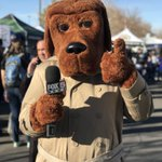 And you know, @McGruffatNCPC Mcgruff the Crime Dog also in town, y'all! #TakeABiteOutOfCrime #LasVegas #FOX5vegas