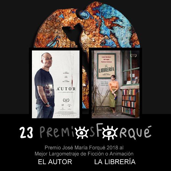 #23Forqué El autor y La librería compart...