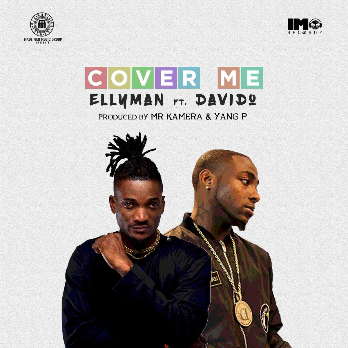 RT @CoolFMAbuja: #Np Cover me @officialellyman ft. @iam_Davido  #SaturdayNightShow with @UsoroEdima #PartyClubMix https://t.co/XWIkv8Zj6y