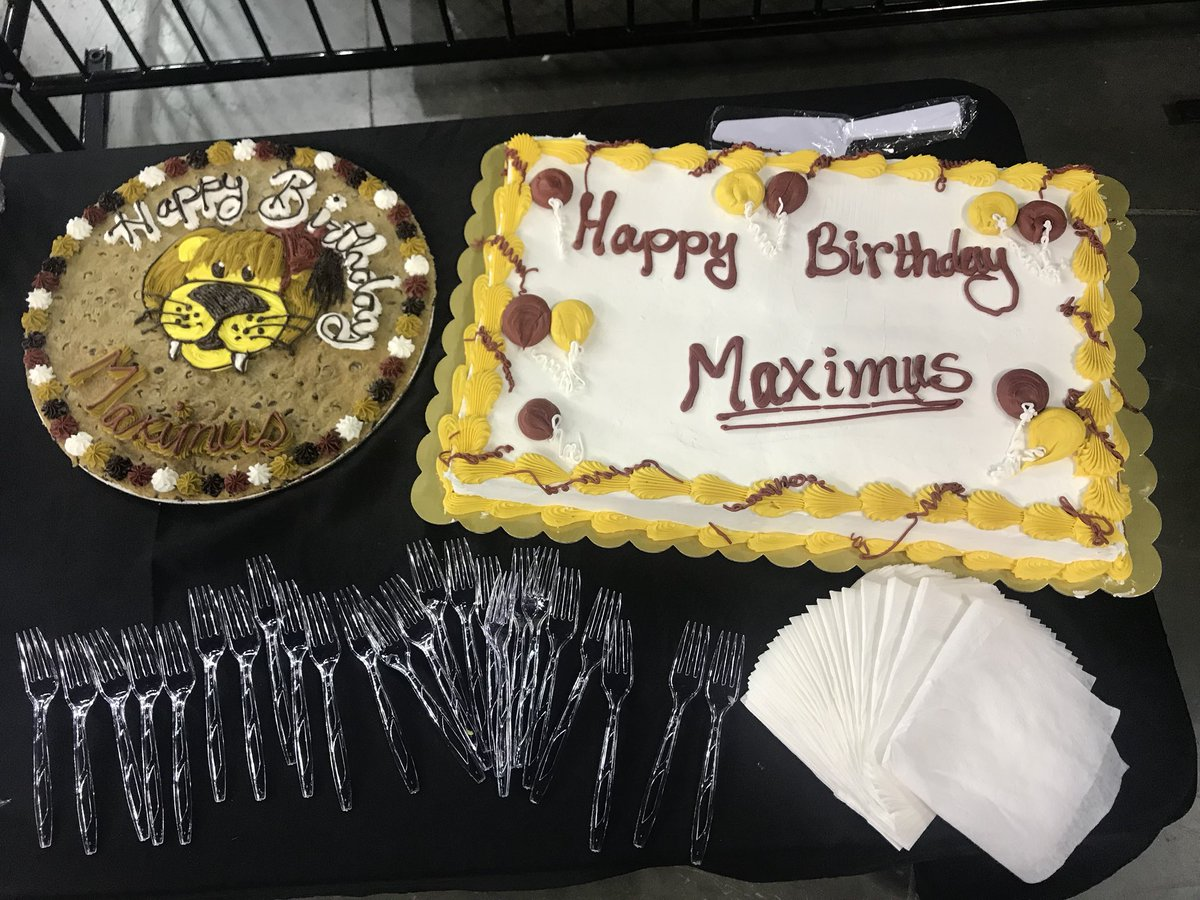 Gwinnett Stripers On Twitter Happy Birthday Maximusglads And