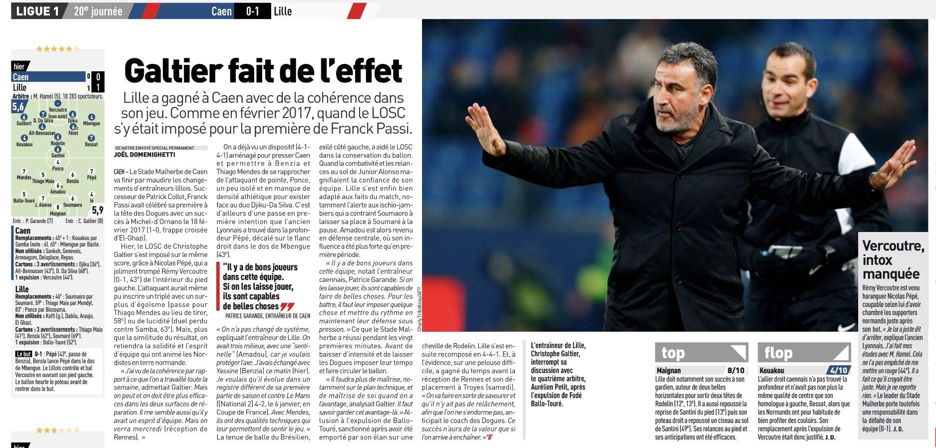 [20e journée de L1] SM Caen 0-1 Lille OSC DTdXN8sWsAIfLZe