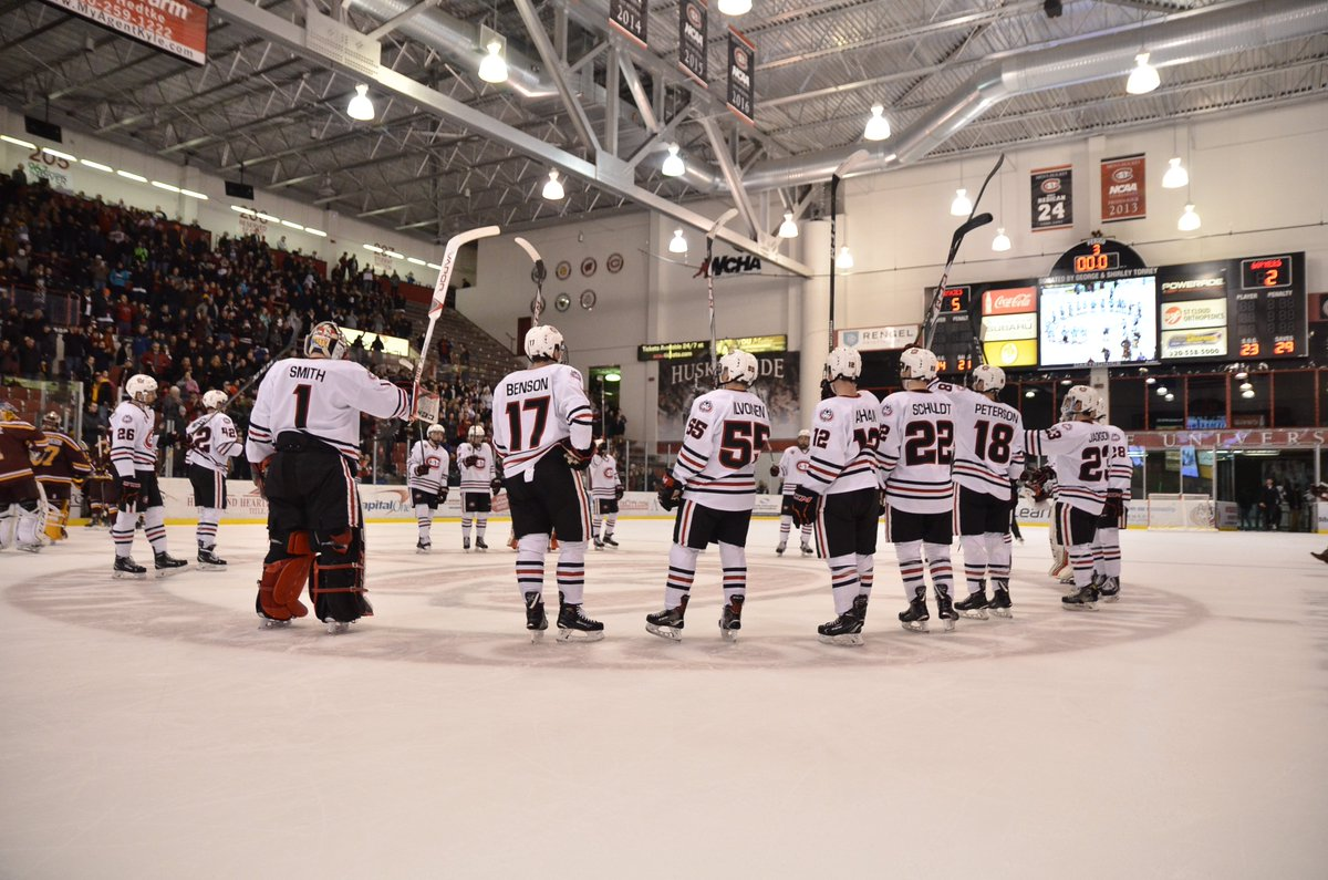 Scsu Men S Hockey On Twitter Watch The Game Tonight On The Scsu