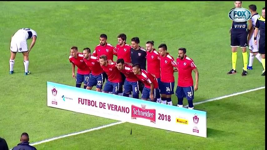 🇦🇷 LÁ VEM ELES! @Independiente vai à campo pelo #TorneioDeVeraoFOXSports! Olho neles, hein, Corintiano!