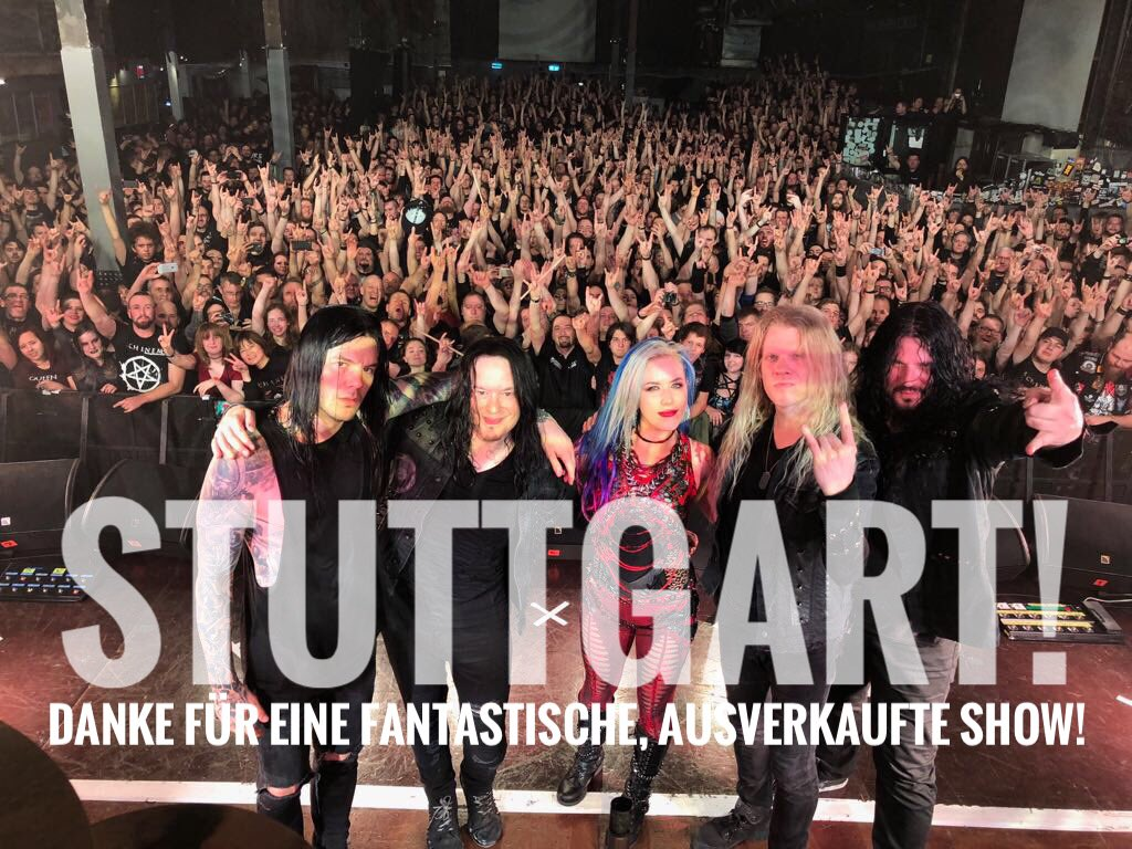 Stuttgart was magic! Thank you for another amazing…