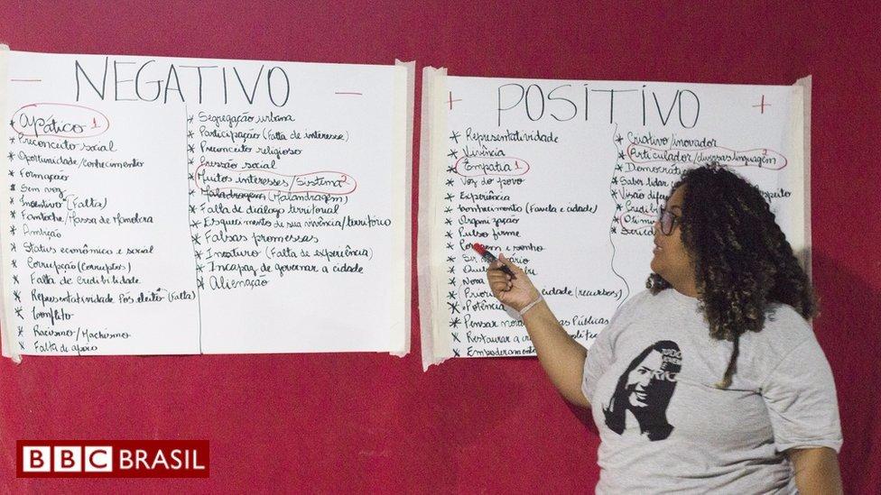 Projeto leva debate de questões políticas para as casas de jovens da periferia, das favelas e do subúrbio do Rio. Objetivo? Engajar e formar nova geração de políticos https://t.co/UVLm5URkwC