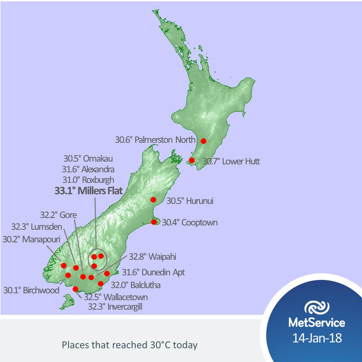 Metservice On Twitter There Were Likely Similar Or Warmer Temperatures Around Upper Hutt But We Do Not Have An Official Recording Station There Ag