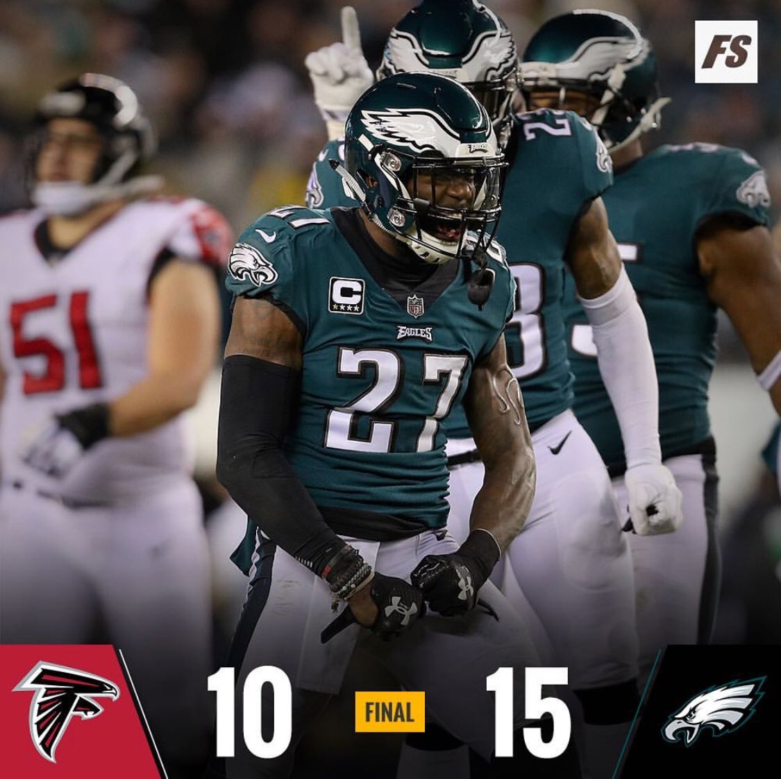 �� #FlyEaglesFly #GangGreen https://t.co/n6R3uC3I7h