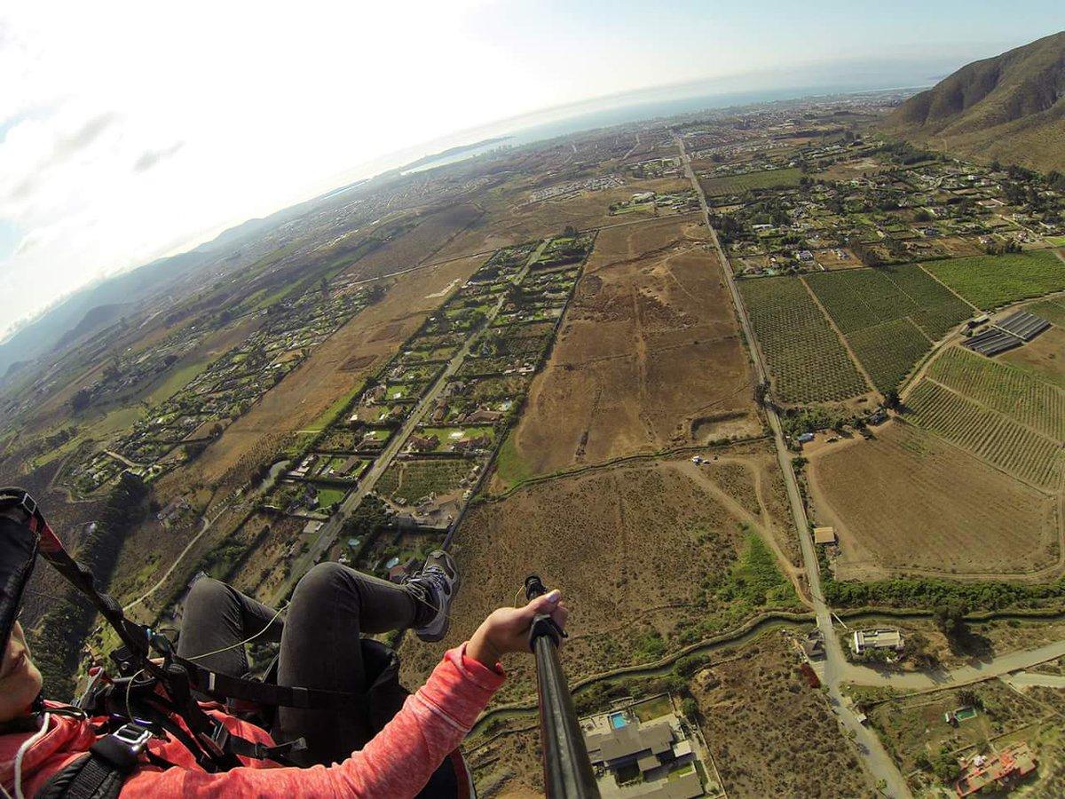 Qué vista!!! Cerro Grande #LaSerena http...
