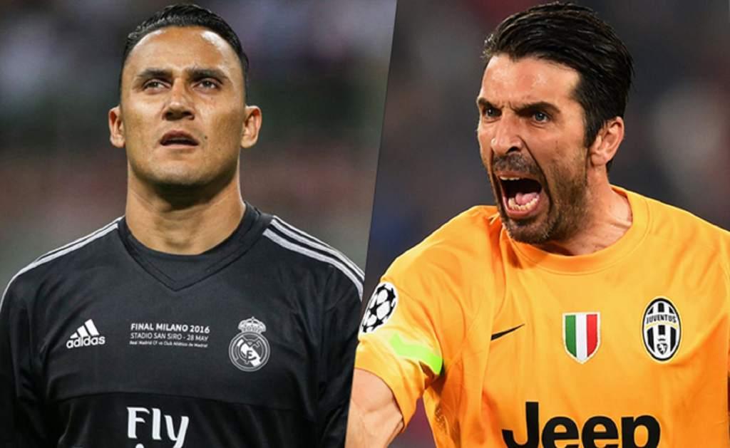 La Revista Don Balón publicó que Keylor Navas tiene una oferta de la Juventus para llegar a ocupar el puesto que dejará Gianluigi Buffon con su retiro